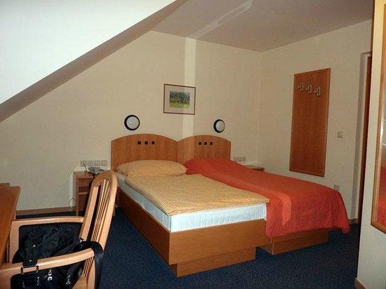 Mini Hotel : Interno di una camera