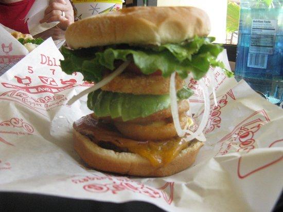 Teddy's Bigger Burgers: Kanack Attach