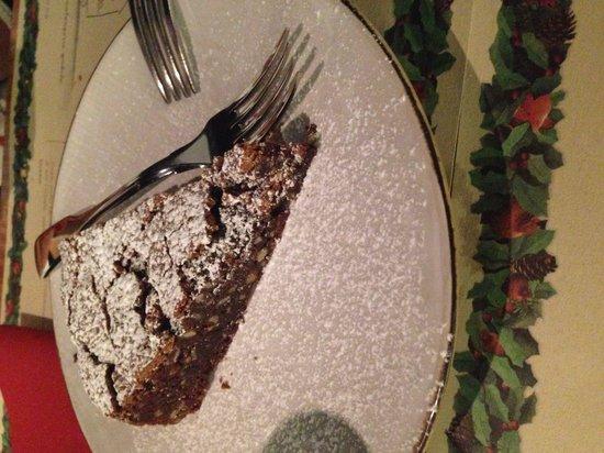Obica Mozzarella Bar - San Domenico: La buonissima torta caprese, senza farina