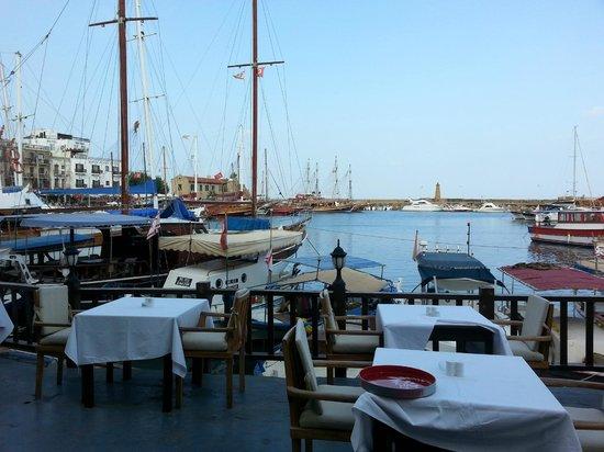 Hafen von Kyrenia (Girne): porto