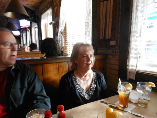 House of Blues Restaurant & Bar : Favorite mother-in-law