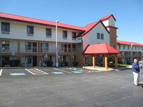 Red Roof Inn Lancaster : Lancaster Red Roof Inn