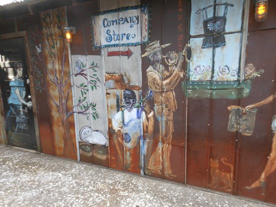 House of Blues Restaurant & Bar : Building outside