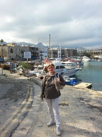 Hafen von Kyrenia (Girne): porto di kyrenia
