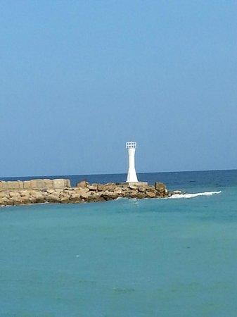 Hafen von Kyrenia (Girne): faro