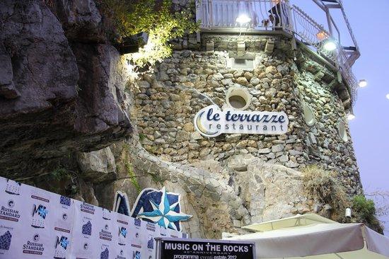 Le Terrazze di notte - Picture of Le Terrazze, Positano - TripAdvisor