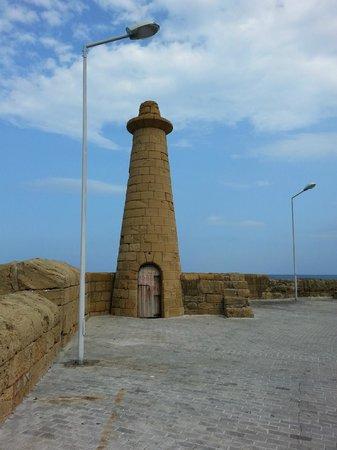 Hafen von Kyrenia (Girne): vecchio faro