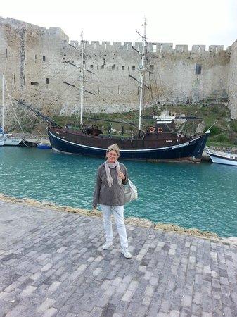 Hafen von Kyrenia (Girne): alle spalle il castello