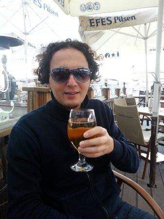 Hafen von Kyrenia (Girne): Alla salute!