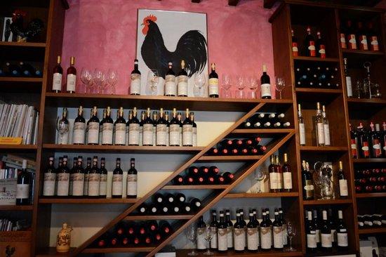 Castello di Monterinaldi: The wine