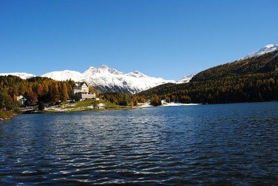 Hotel Waldhaus Am See: Hotel2