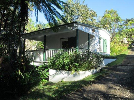 Hacienda Pomarrosa: the casita