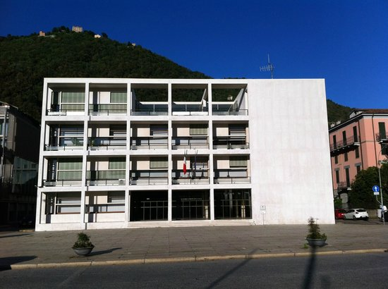 Ex Casa del Fascio a Como