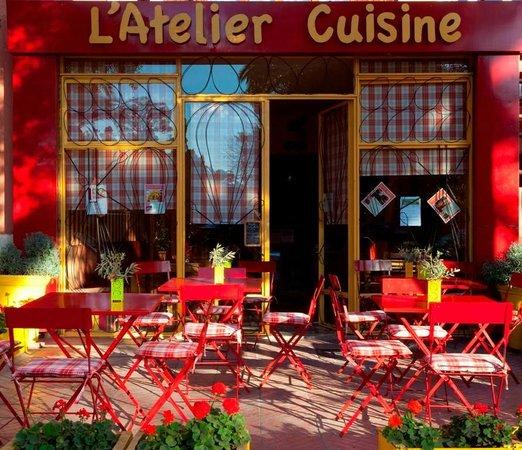 Atelier Cuisine Marrakech Of L 39 Atelier Cuisine Picture Of L 39 Atelier Cuisine
