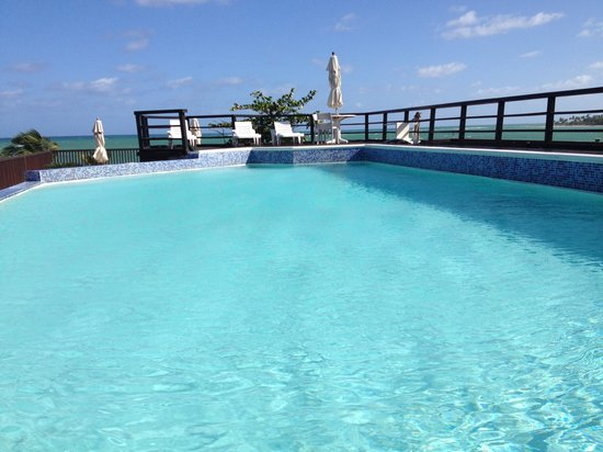 Condo-Hotel Caribey : Infinty Pool was exceptional
