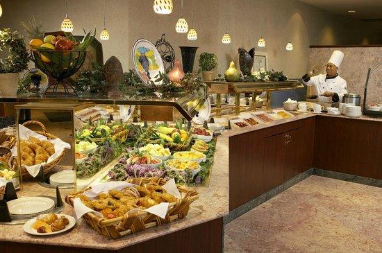 Chardonnay Restaurant & Lounge: Breakfast Buffet