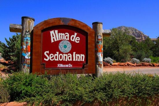 Alma de Sedona Inn Bed & Breakfast: entrance