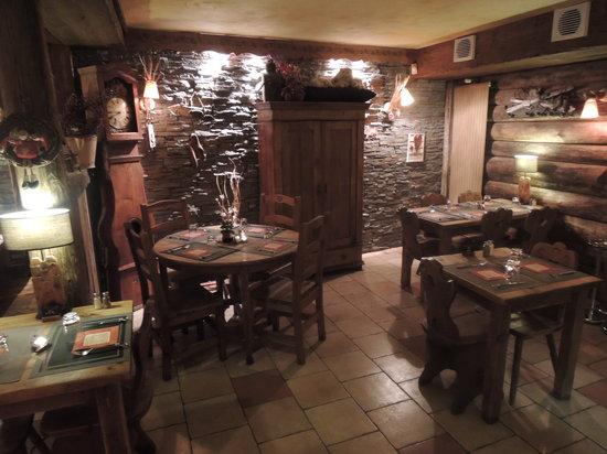 Le Moulin de Lily: restaurant
