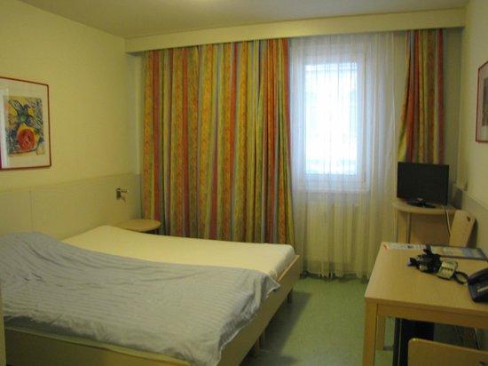 Kolpinghaus Wien-Zentral: Комната
