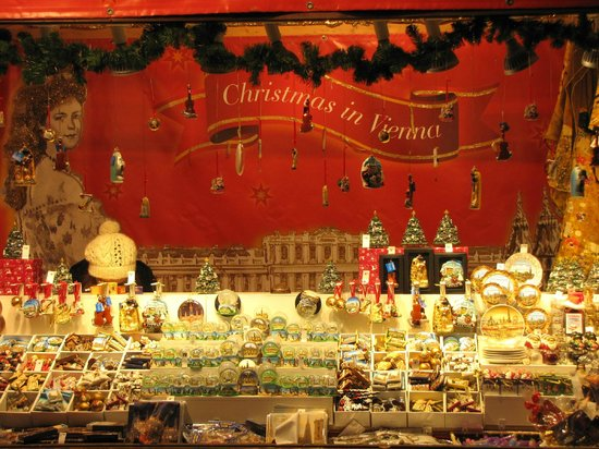 Kolpinghaus Wien-Zentral: Рождественская ярмарка у Ратуши