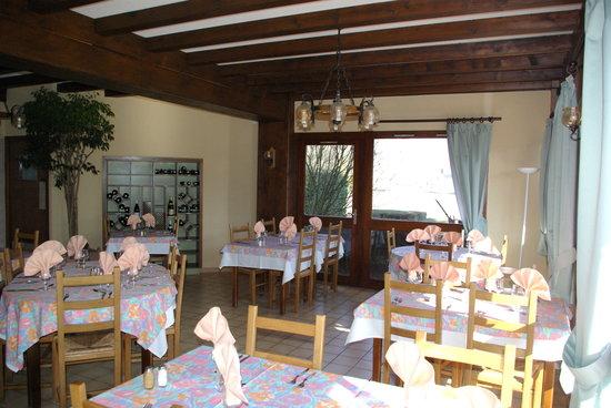 Comfort Hotel Beaune : restaurant