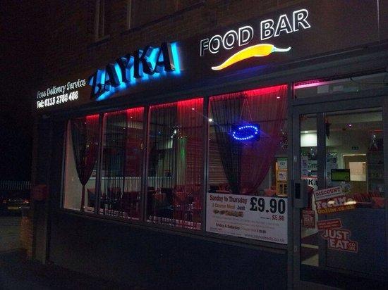 Zayka food bar