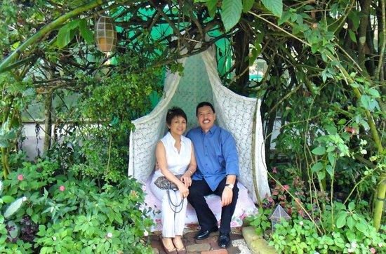 Sonya's Secret Garden: outside 1