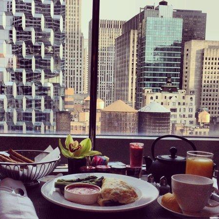 Sofitel New York: Delicious Breakfast in New York - Sofitel