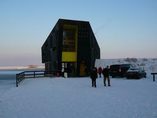 Oostvaardersplassen: Natuurbelevingscentrum De Oostvaarders