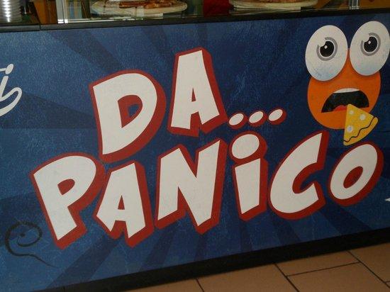 Pizzeria Da Panico: il banco