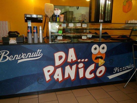 Pizzeria Da Panico: interno