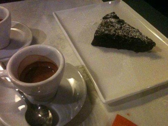 Aciugheta: Torta de chocolate