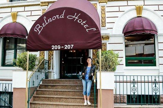 Belnord Hotel: Вход в отель