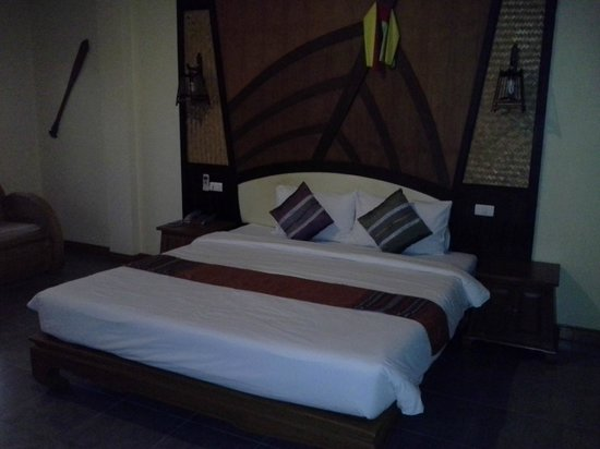 Andamanee Boutique Resort: Lovely bed