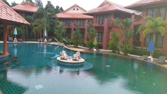 Andamanee Boutique Resort and Spa Krabi: pool