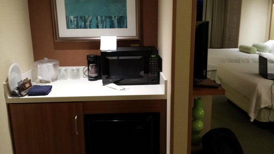 SpringHill Suites Syracuse Carrier Circle : 2 Double Bed Studio Room
