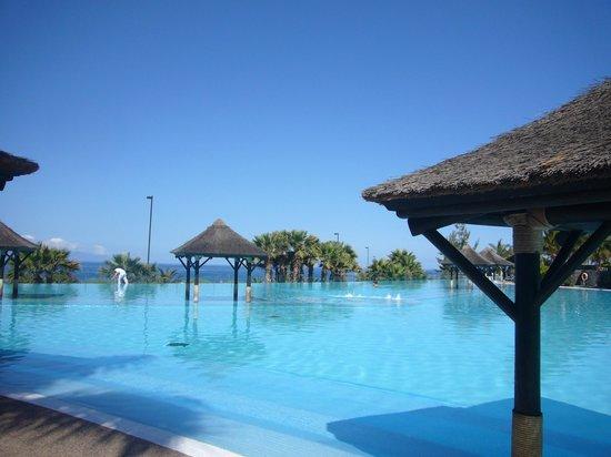 Gran Melia Palacio de Isora Resort & Spa : gran melia
