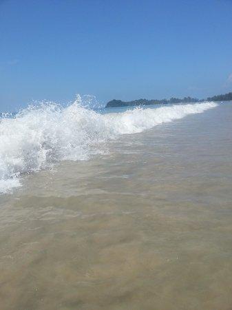 Holiday Villa: Härliga vågor att surfa på