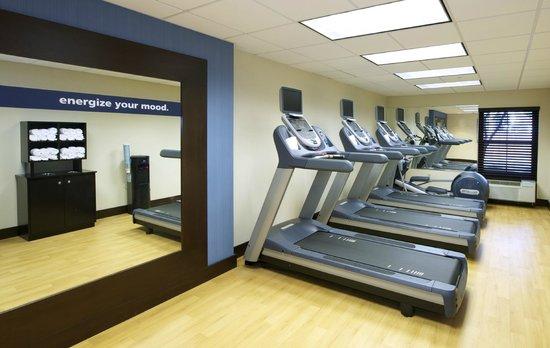Hampton Inn Atlanta-Mall of Georgia: Fitness Center