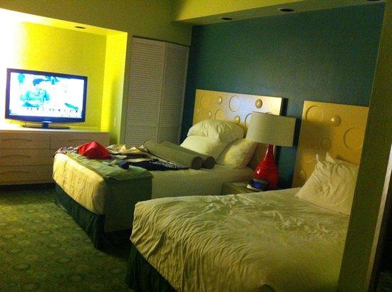 Coconut Waikiki Hotel: Cosy comfort