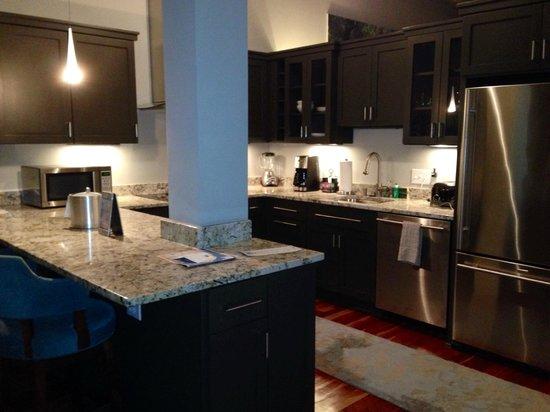 The Restoration: Kitchen 305