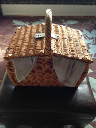 The Restoration: Breakfast Picnic Basket
