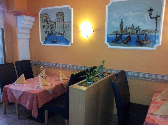 Ristorante Pizzeria Villa Venezia: Lokal