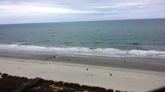 Avista Resort: View from room 1026
