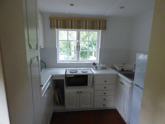 Belvidere Manor: Kitchen