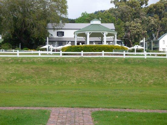 Belvidere Manor : Hotel grounds
