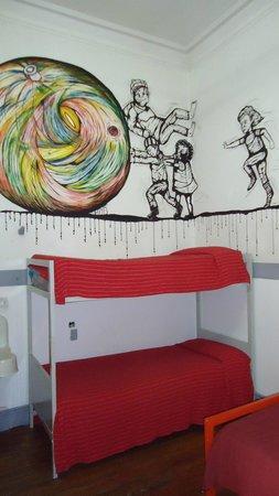 Malbec Hostel: Habitacion Triple