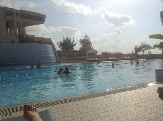Mercure Grand Jebel Hafeet Al Ain: Pool