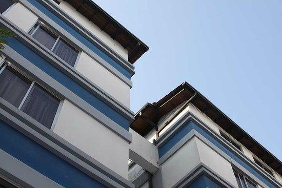 Hotel Oviedo: Fachada