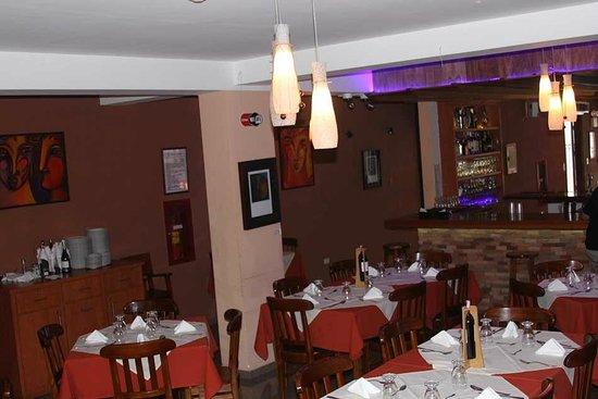 Hotel Oviedo: Restaurante